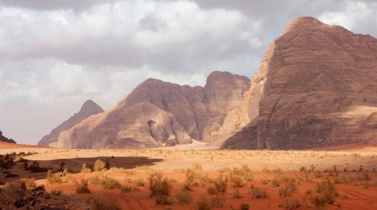 A Day At Wadi Rum