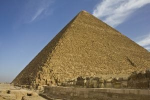 An Experience in Giza, Without Giza