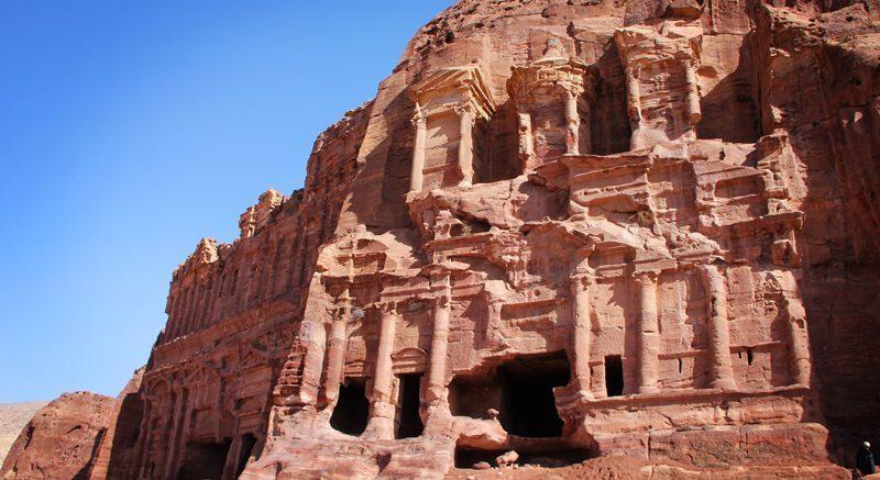 Petra UNESCO heritage