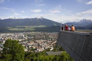 Weekly Snapshot: Innsbruck's Panorama
