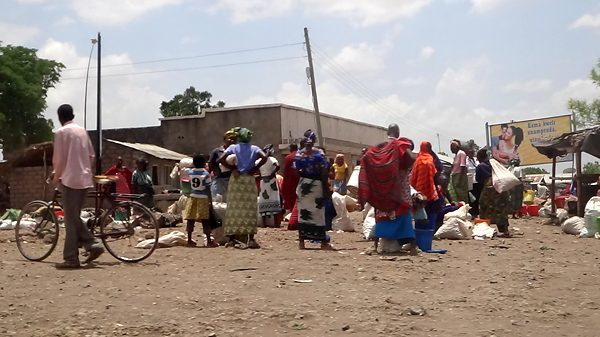 Massai Villages near Moshi