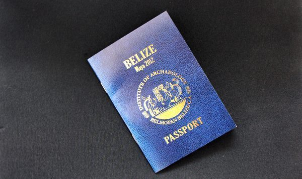 Maya Passport for Belize archaeological sites