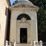 Dante's Tomb: Small But Divine