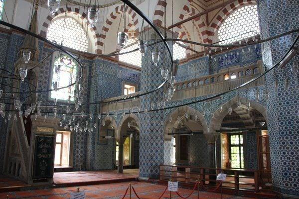 Ottoman Architecture in Istanbul