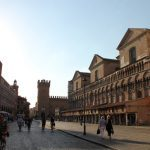 Visiting Post-Earthquake Ferrara
