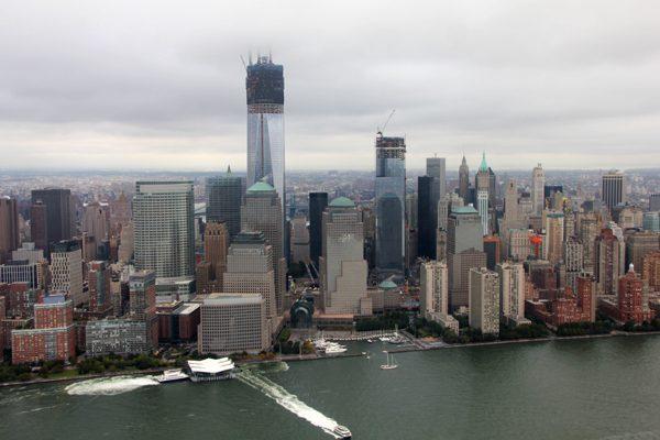Helicopter Ride in Manhattan