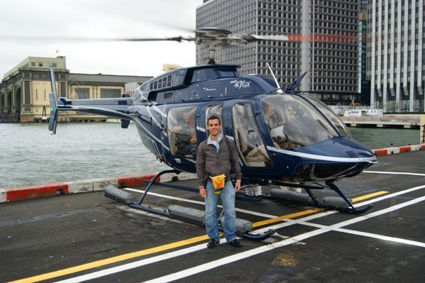 Helicopter Ride in Manhattan
