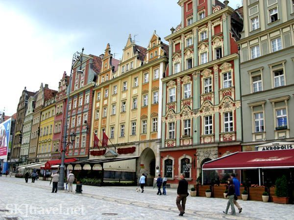 Wroclaw, Poland by SKJ Traveler
