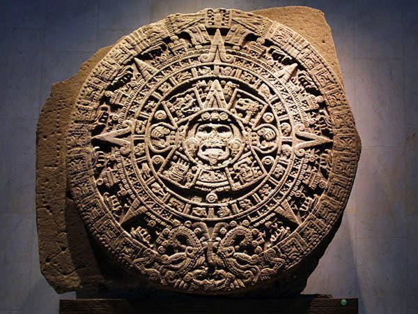 Maya 2012 end of the world