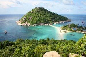 Koh Nang Yuan: A Unique Paradise In Thailand