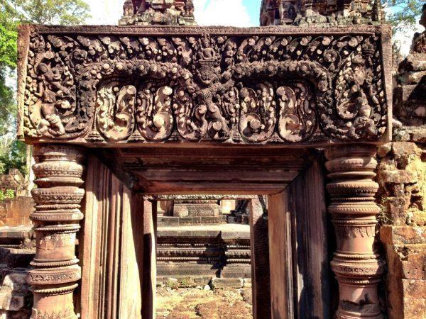 Banteai Srei, Siem Reap