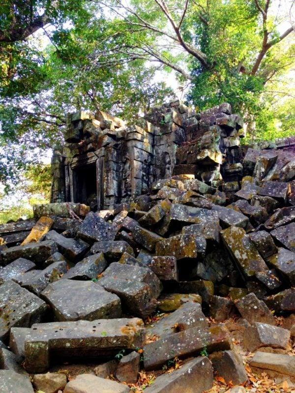Beng Mealea, Angkor
