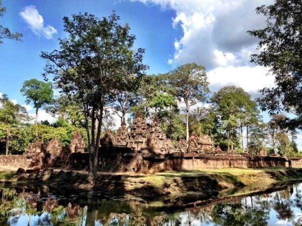 Banteai Srei in Siem Reap