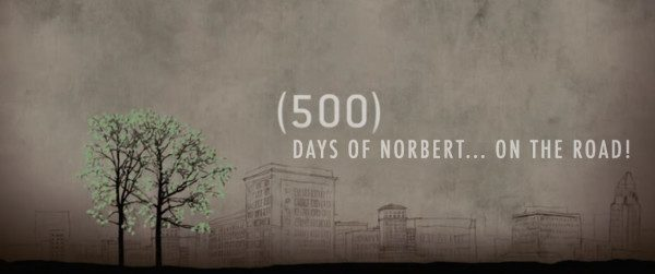 500 days of Norbert on the Road
