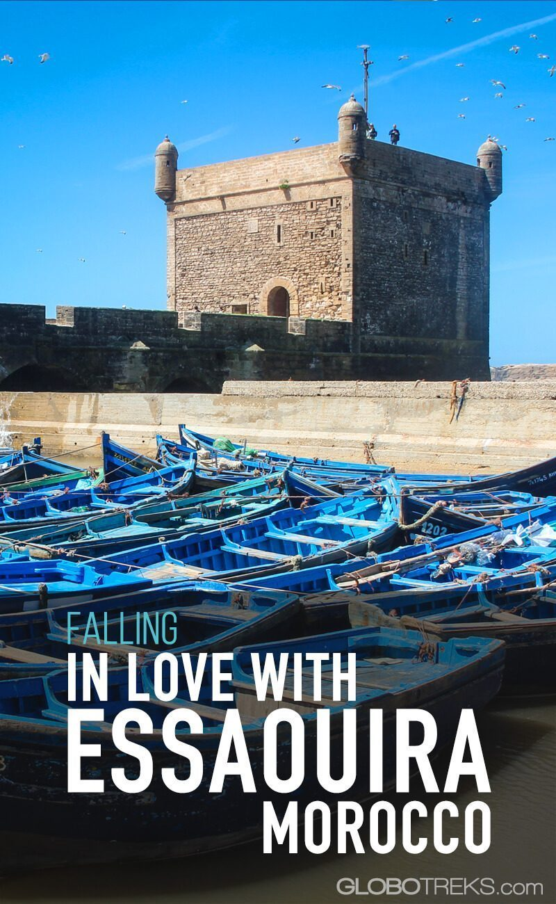 Falling in Love with Essaouira, Morocco