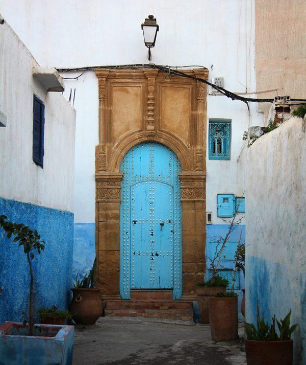 Kasbah des Udayas, Rabat Morocco
