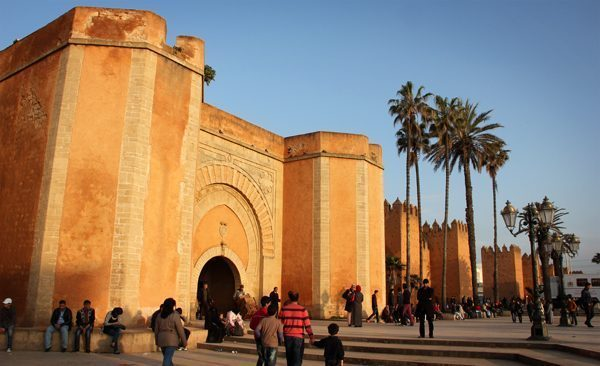 Medina Rabat, Morocco