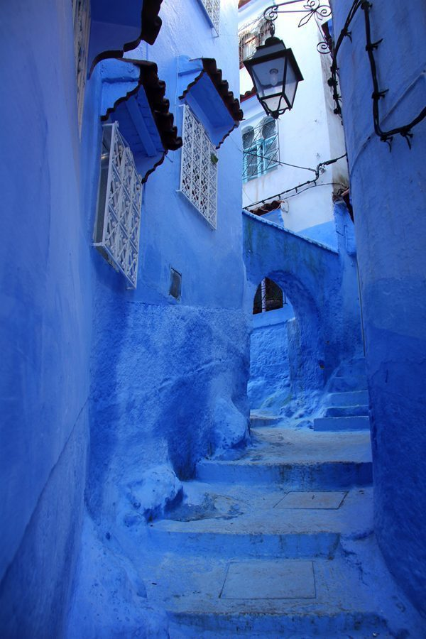 getting my senses back in chefchaouen globotreks