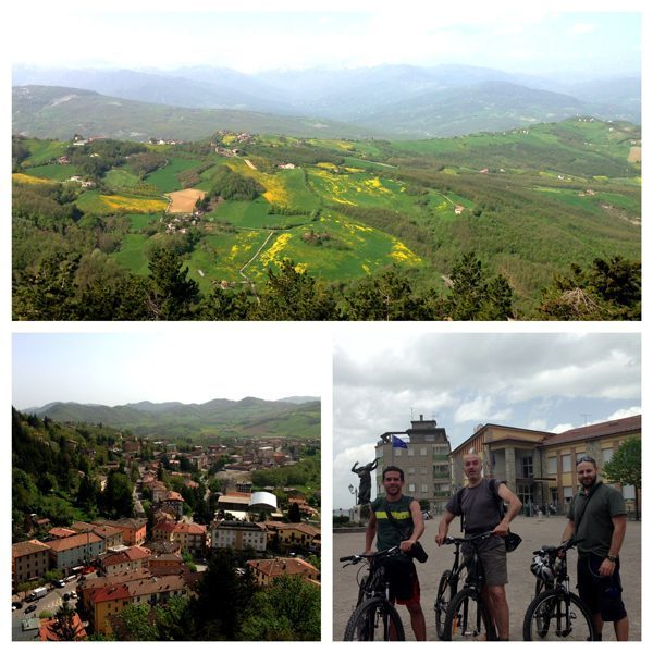 Hiking and Biking in Emilia Romagna