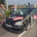 Mongol Rally: Our Car Crash in Russia