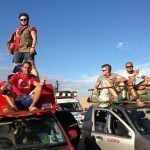 Mongol Rally: Fun With Camping And Driving in Kazakhstan