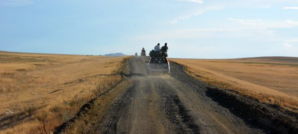 Mongol Rally in Kazakhstan