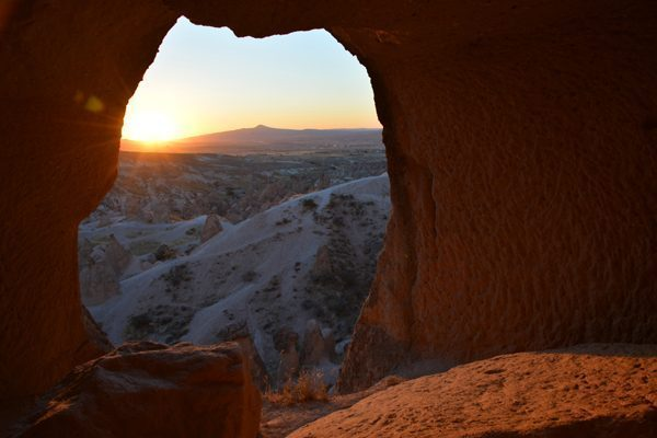Devrent Valley Sunset