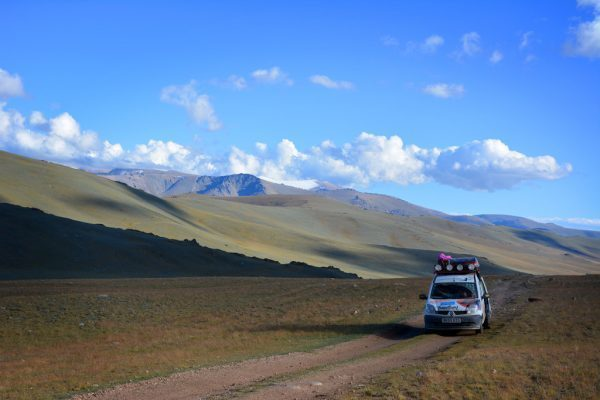 Mongol Rally 2013