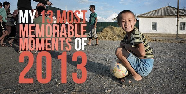 The 13 Most Memorable Moments of 2013
