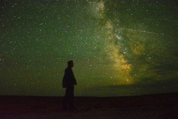 Aral Sea in Kazakhstan