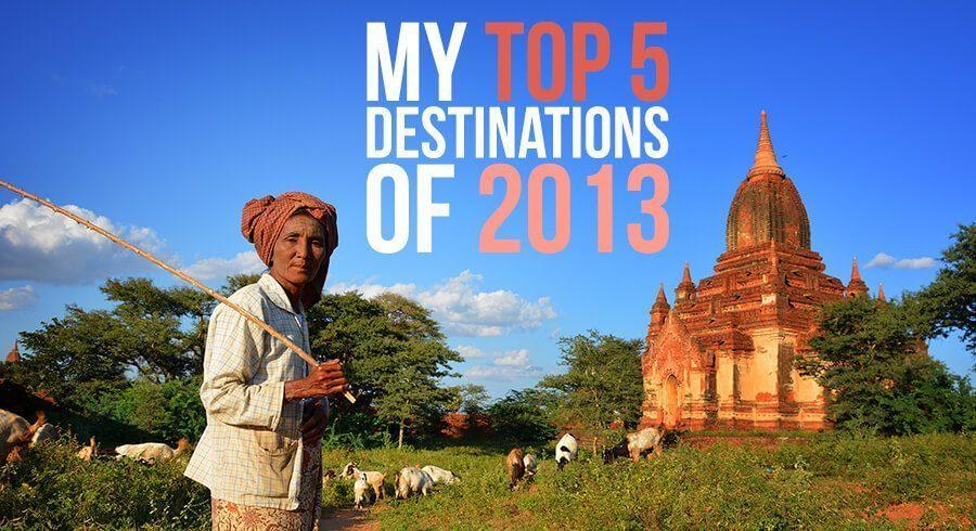 Top travel destinations