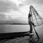 Snapshot: Myanmar's Leg-Rowers