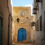 Snapshot: Tunis Alley