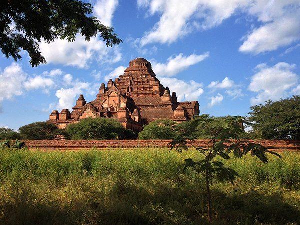 Dhammayangyi Temple in Bagan, Myanmar