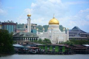 Brunei: The Free Luxury Open Prison
