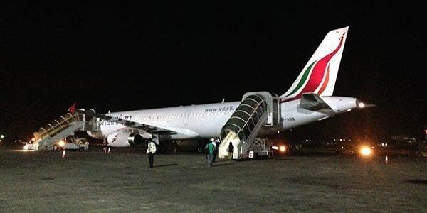 SriLankan Airlines Maldives