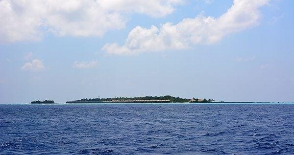 Over water bungles in Maldives