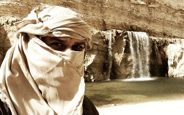 in Tozeur, Tunisia