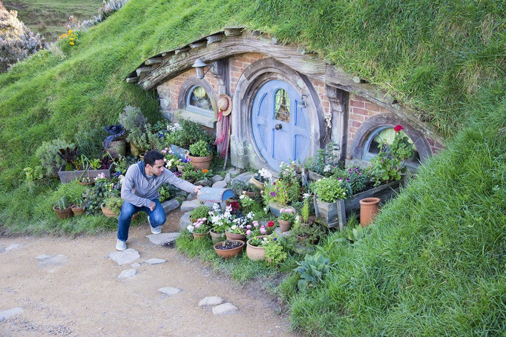 Lord of the Rings in New Zealand