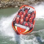 Riding A Jet Boat At 85km An Hour On A Narrow Canyon… Holy S#$%!!