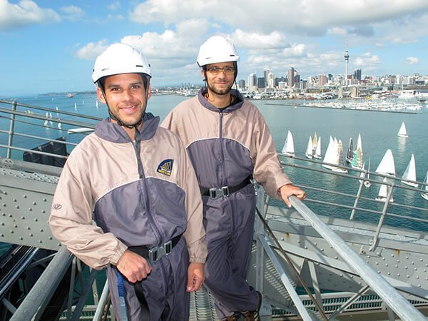 Bridge Climb in Auckland
