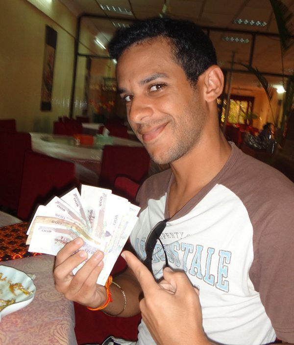 Money in Cambodia