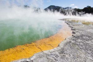 Rotorua: The Psychedelic Side Of Mother Nature