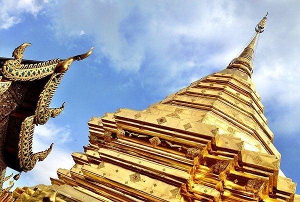 Wat Prah Doi Suthep, Chiang Mai