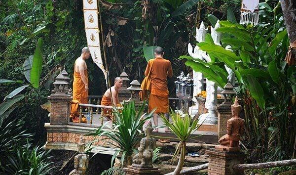 Wat Pha Lat, Chiang Mai