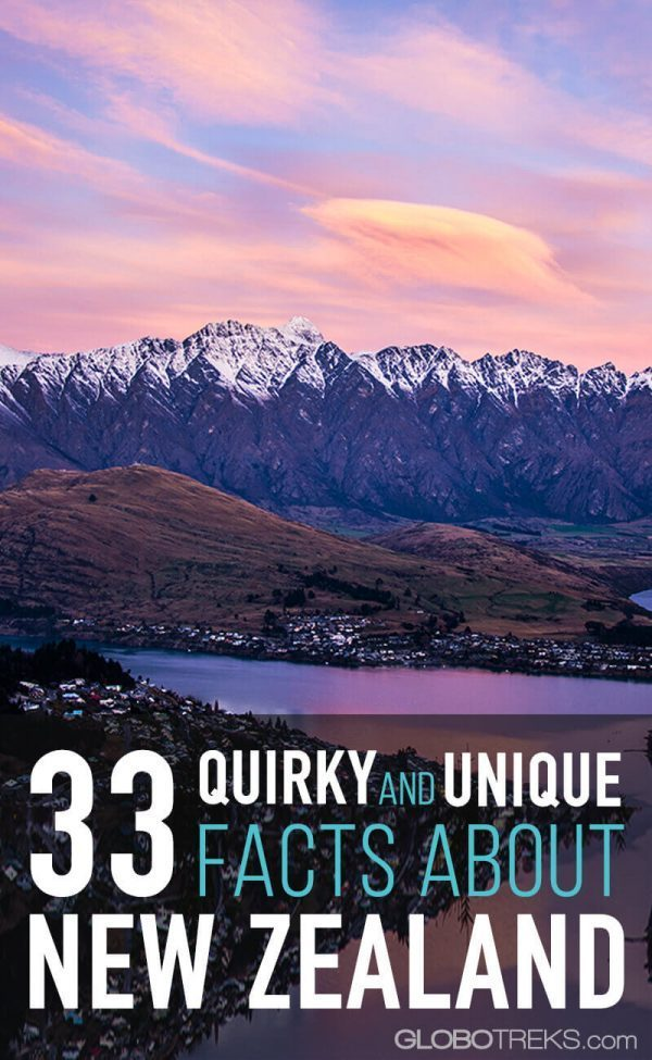 33 Quirky and Unique Facts about New Zealand