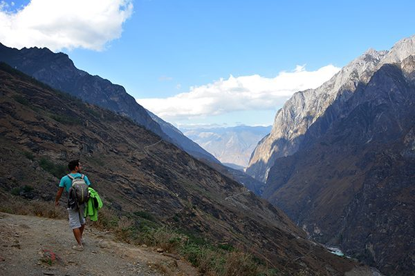 Tiger Leaping Gorge Hike in China