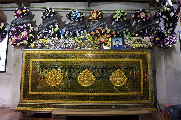Hmong Funeral in Thailand