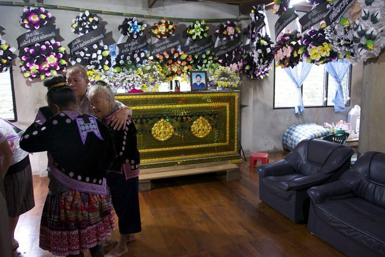 Visiting a Hmong Funeral in Thailand