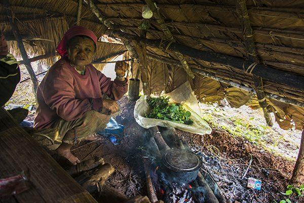 Nanla cooking